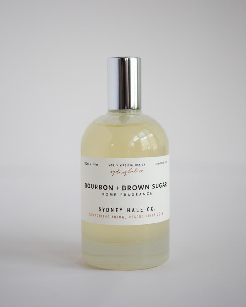 Sydney Hale Co Bourbon + Brown Sugar (3.5 oz. room spray)