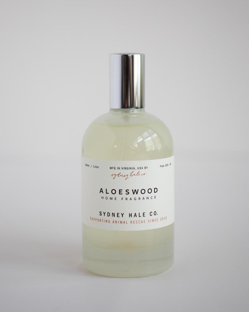 Sydney Hale Co Aloeswood (3.5 oz Home Fragrance Spray)
