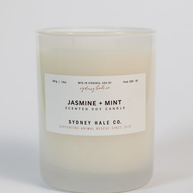 Sydney Hale Co Jasmine and Mint