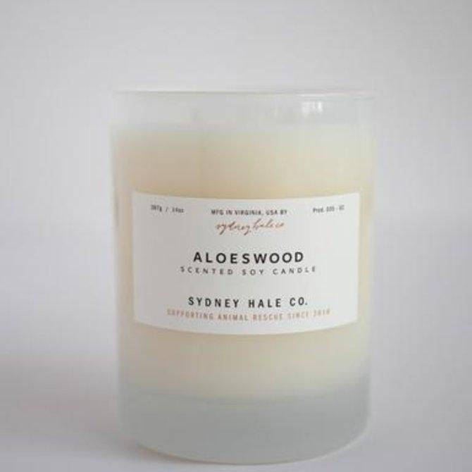 Sydney Hale Co Aloeswood Candle