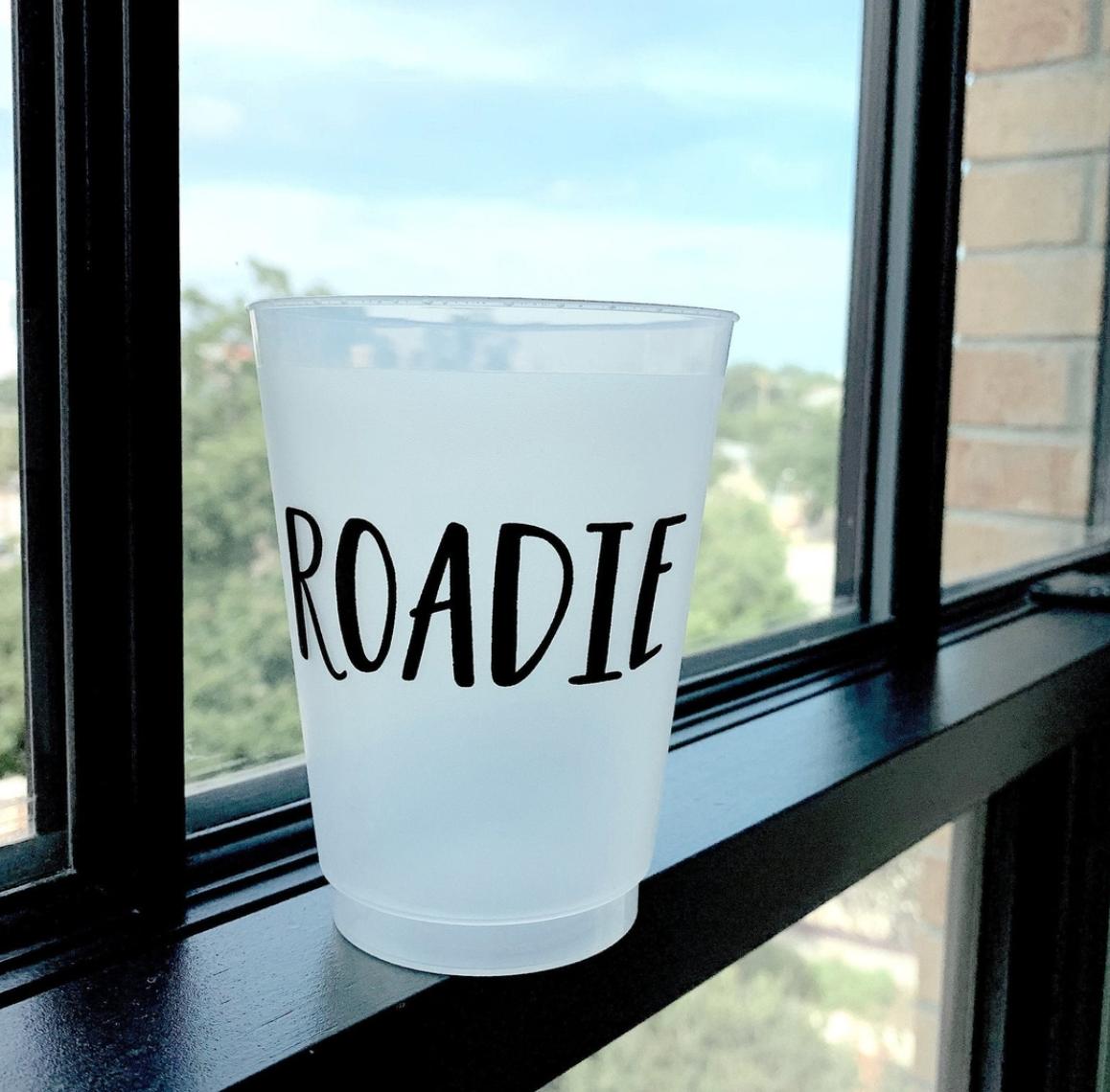 Sip Sip Hooray Roadie Reusable Cups - Set of 10 Cups