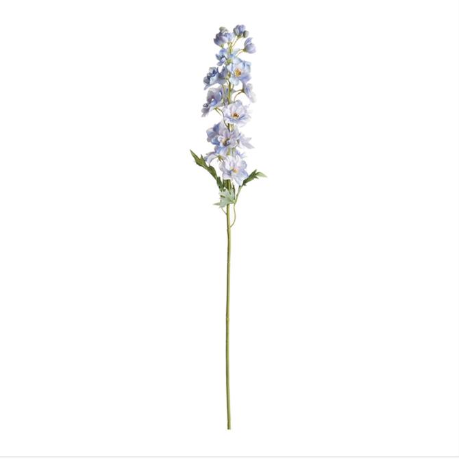 "Napa Home and Garden Delphinium Stem 36.5"" Blue"