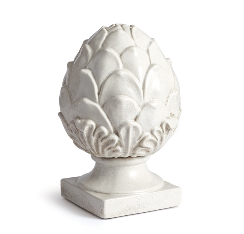 Napa Home and Garden Conservatory Artichoke Finial Large