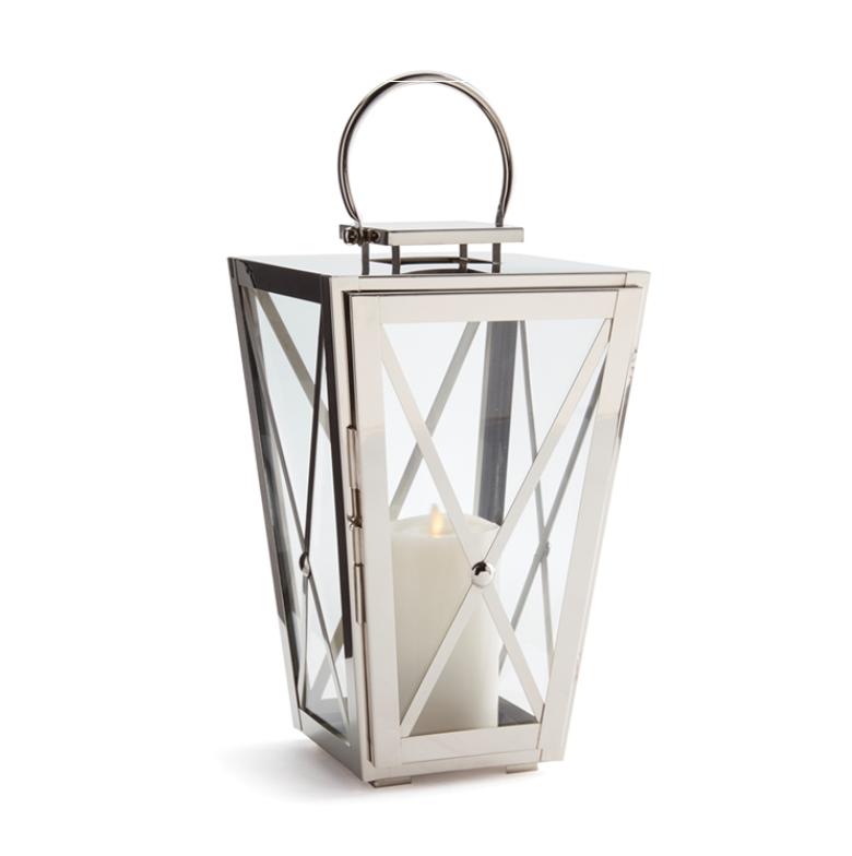 """Napa Home and Garden Arlington Outdoor Lantern 15.5"""""""