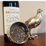 Wingfield Digby Wine Coaster - Cock Pheasant
