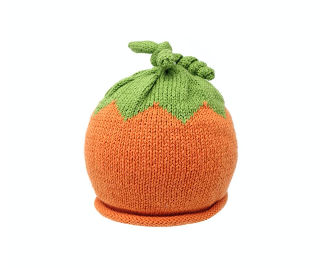 Melange Pumpkin Hat