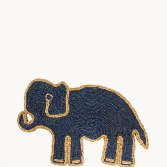 Korissa Elephant Doormat