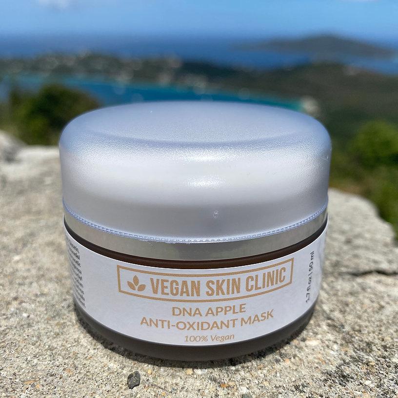 Vegan Skin Clinic DNA Apple Anti-Oxidant Mask
