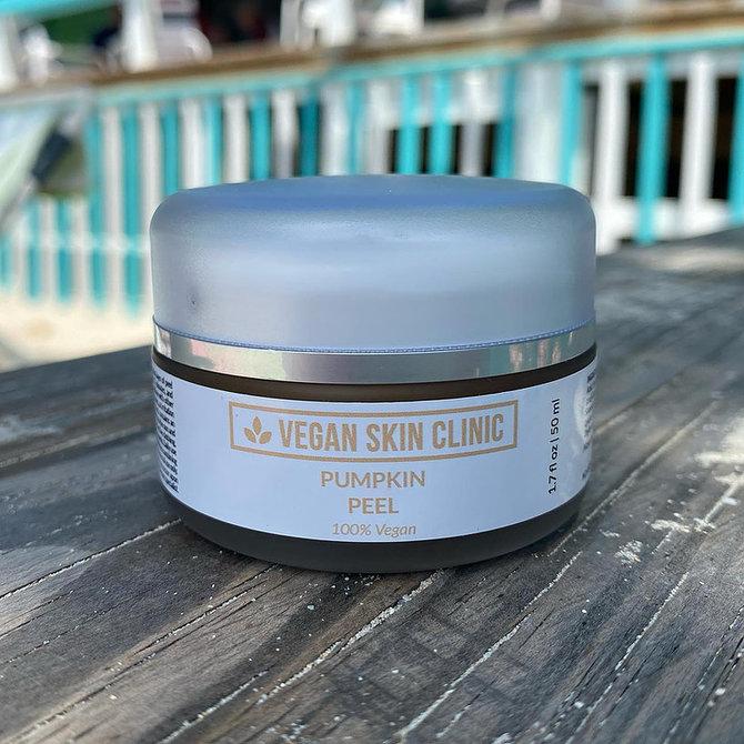 Vegan Skin Clinic Pumpkin Peel