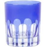 Sir Madam Rialto Glass Old Fashion Moon Glow (Dark Blue)