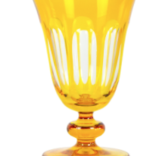 Sir Madam Copy of Rialto Glass Old Fashion Ginger (Dark Yellow)