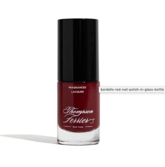 Thompson Ferrier Bordello Red Fragranced Nail Polish