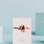 Margot Elena Tokyo Milk Love Birds Card