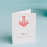 Margot Elena Tokyo Milk Bright and Beautiful Card