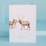Margot Elena Tokyo Milk Go Buck Wild Greeting Card