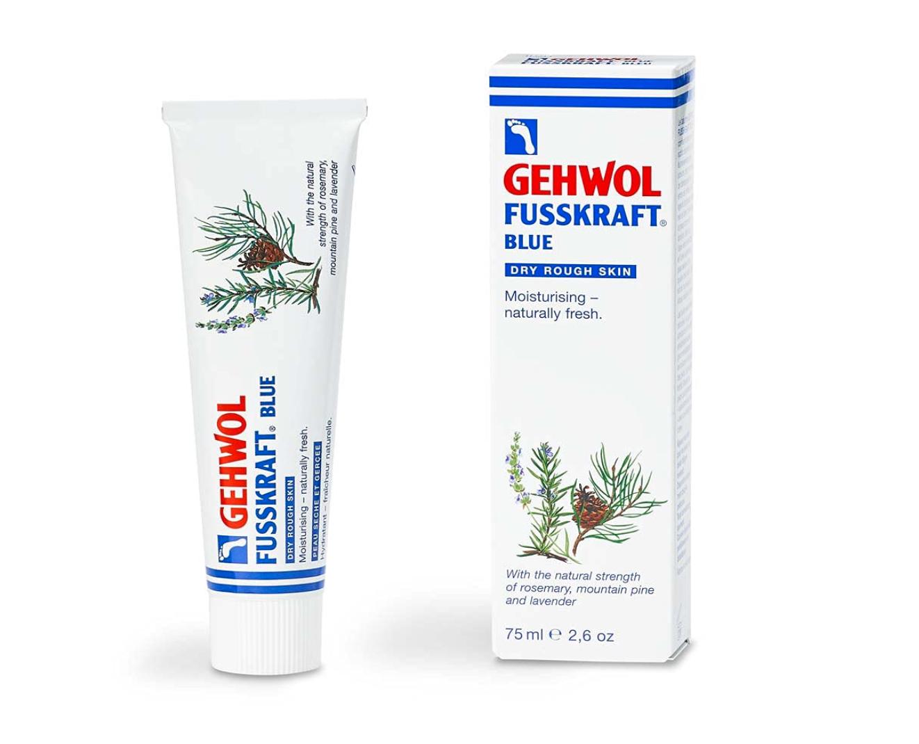 Gehwol foot cream-blue