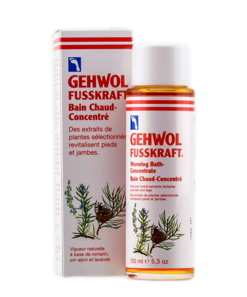 Gehwol Warming Bath-Concentrate