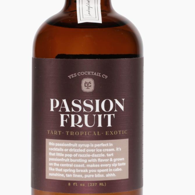 Faire Passionfruit Syrup