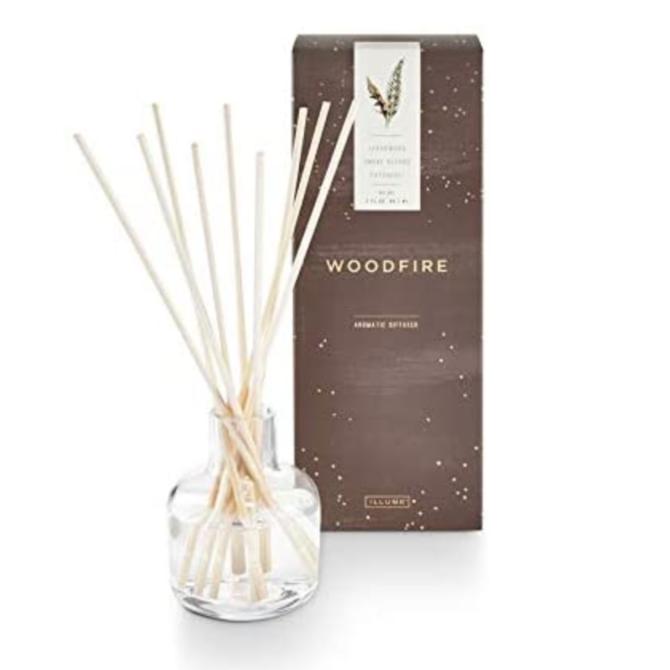 Illume Woodfire Aromatic Diffuser