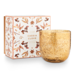 Illume Cassia Clove Small Luxe Sanded Candle 9oz