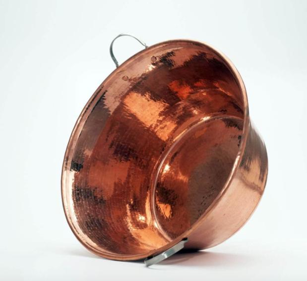 """Sertodo Copper Permian Copper Basins - 15"""""""