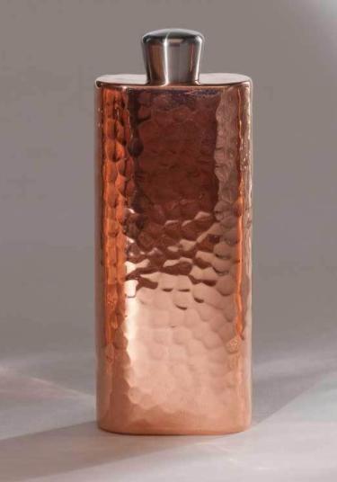 Sertodo Copper Espadín Copper Boot Flask