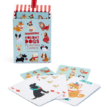 Two's Company Holiday Puppies Playing Cards
