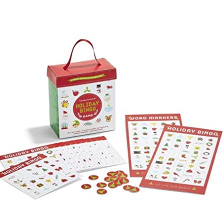 Two's Company Holiday Bingo Game