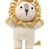 Melange Crochet Lion Toy
