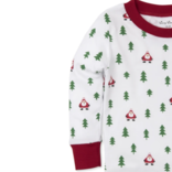 Kissy Kissy PJs Christmas C-Pajama Set Snug Size 2