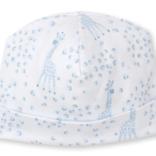 Kissy Kissy Speckled Giraffe Hat Light Blue Small