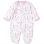 Kissy Kissy Speckled Giraffe Footie Pink Newborn