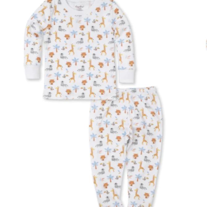 Kissy Kissy Jungle Fever Pajama Set 4T