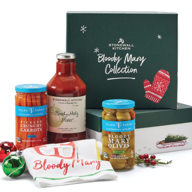 Stonewall Kitchen Bloody Mary Collection Holiday 2021