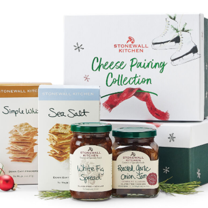 Stonewall Kitchen Cheese Pairing Collection Holiday 2021