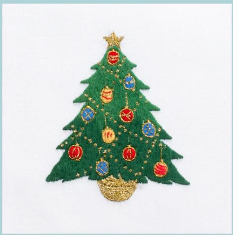 Henry Handwork Ornament Tree Hand