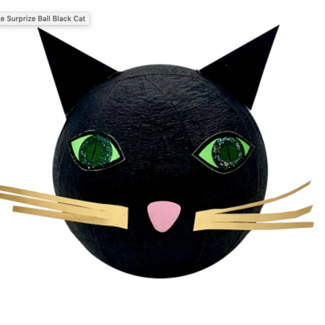 Tops Malibu Deluxe Surprise Ball Black Cat
