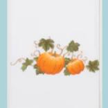 Henry Handwork Pumpkins Hand Towel
