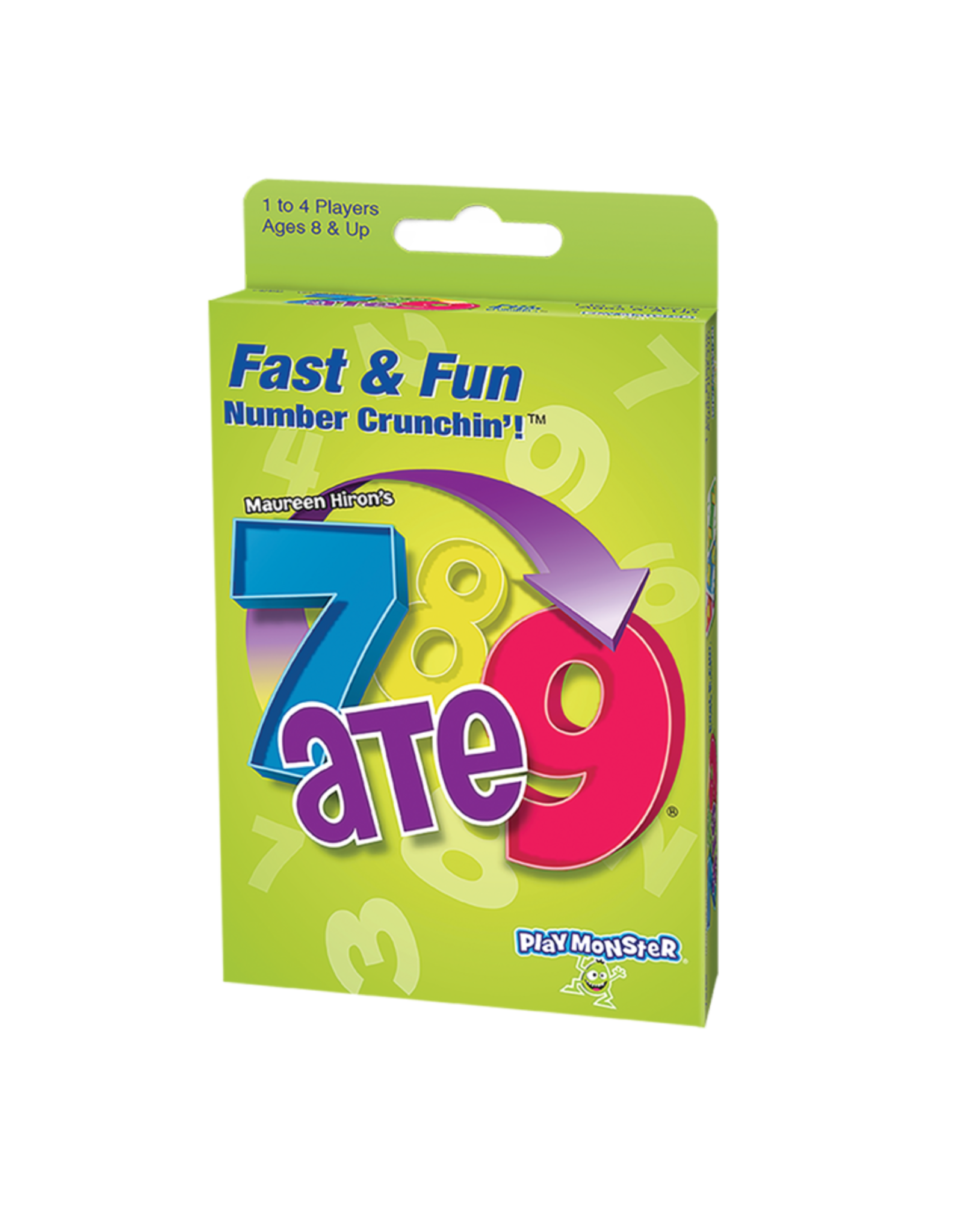 playmonster 7 ATE 9 card game