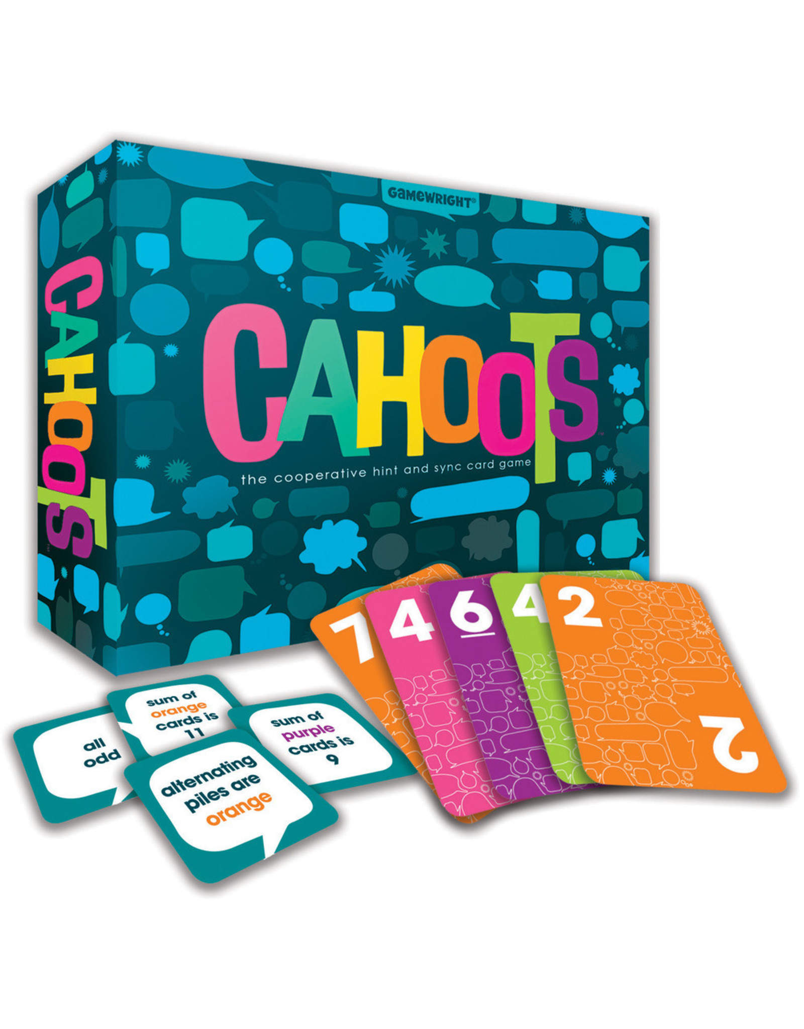Gamewright cahoots gamewright