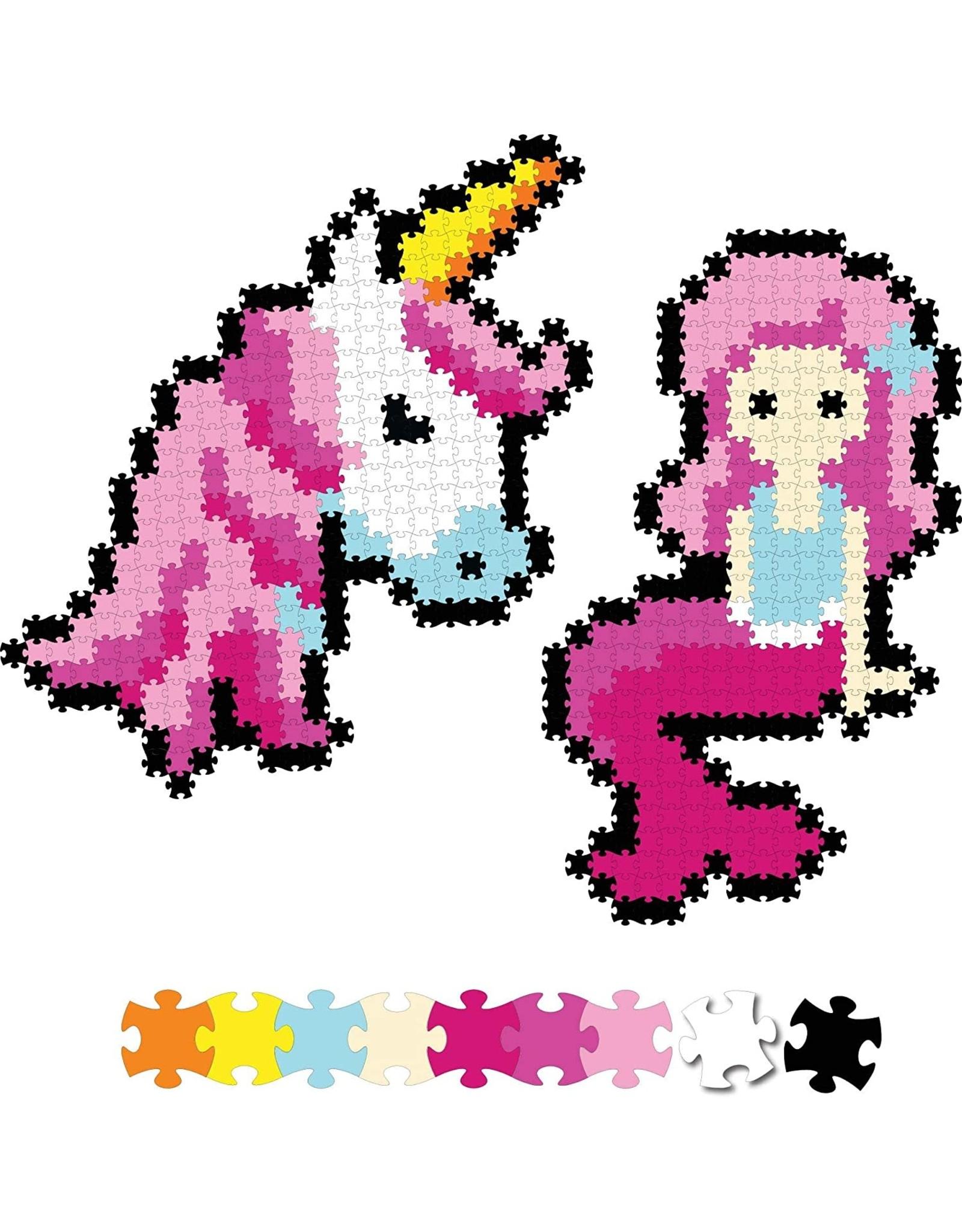 jixelz Jixelz 700 pc Set - Fantasy Friends