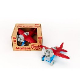 green toys Airplane - Red wing  Green Toys