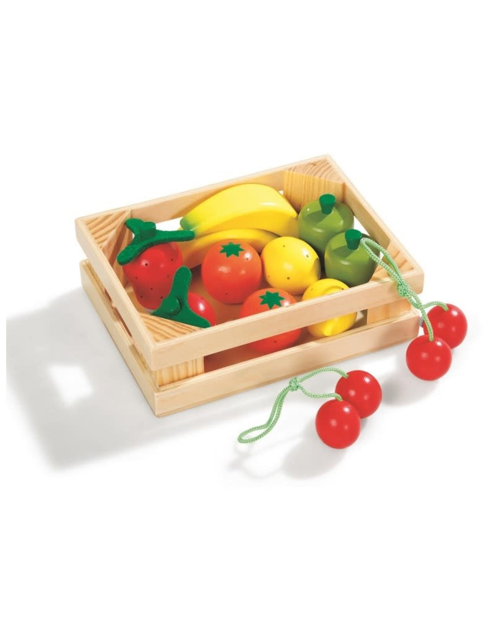 janod 12 fruit crate  janod