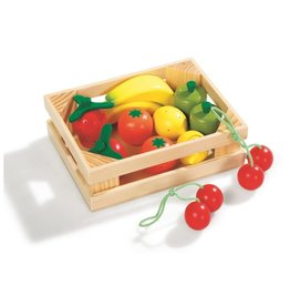 janod 12  Fruit Crate