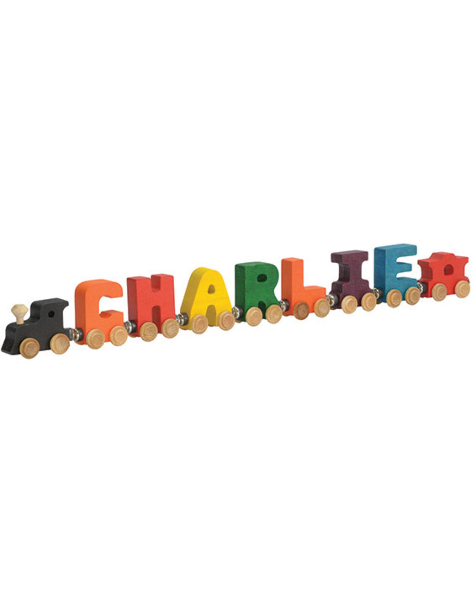 maple landmark Train Letters - Maple Landmark