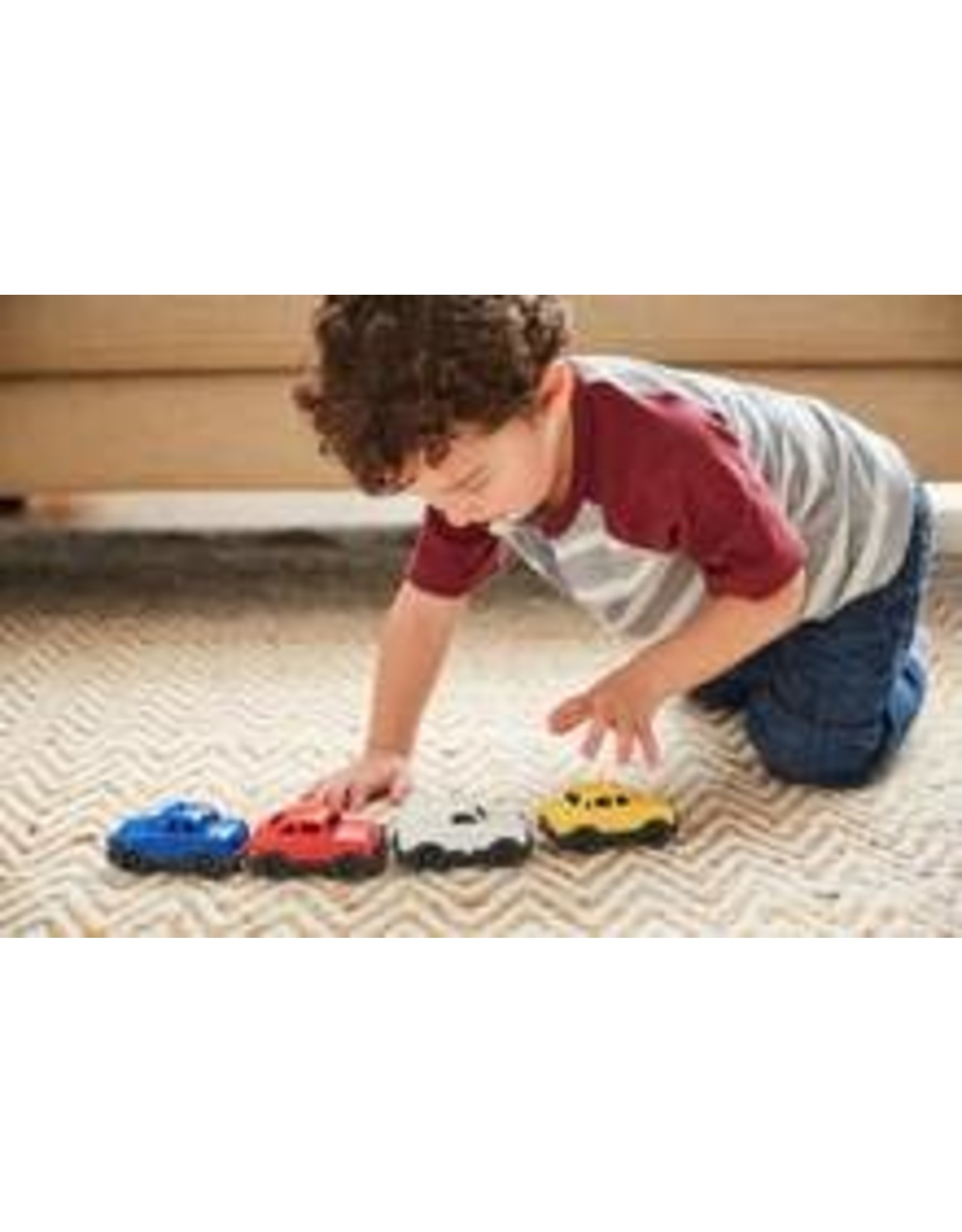 green toys Mini Vehicle Set - (4)