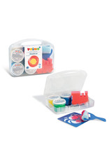 kidsource finger paint kit/carryCase