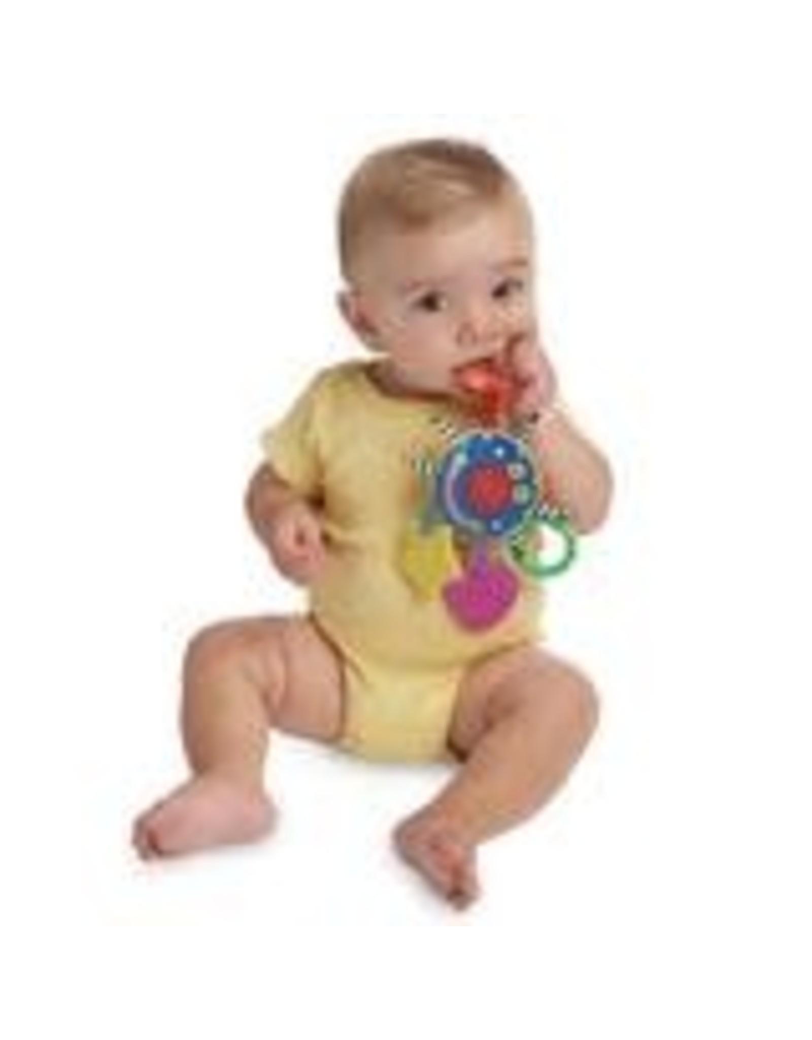 manhattan toy Whoozit Orbit Teether
