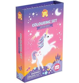 tiger tribe Tiger Tribe Unicorn Coloring  Kit