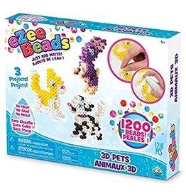 orb factory eZee Beads 3D Pets